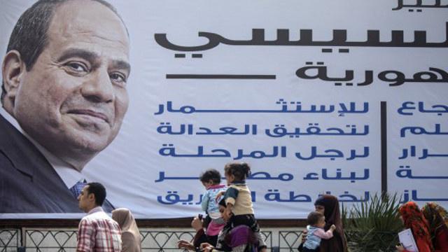 السيسي: مصر لن تعود إلى الوراء