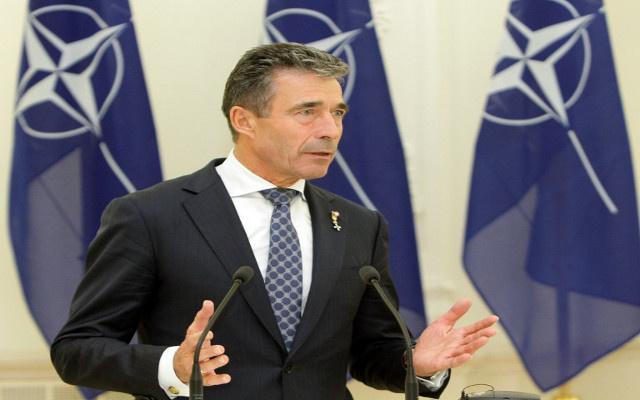 الناتو: ثلثا القوات الروسية انسحبت من الحدود الأوكرانية