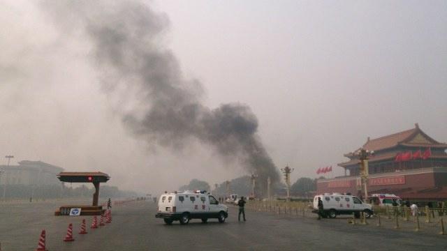 الصين توجه اتهامات لـ8 أشخاص بتهمة الضلوع في هجوم تيانانمين