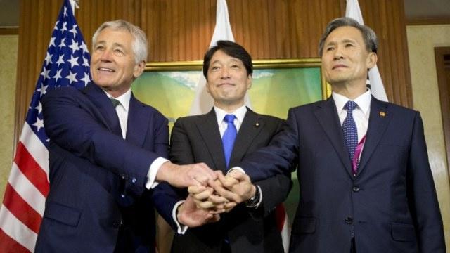 اتفاق ياباني أمريكي كوري جنوبي لمواجهة برنامج بيونغ يانغ النووي