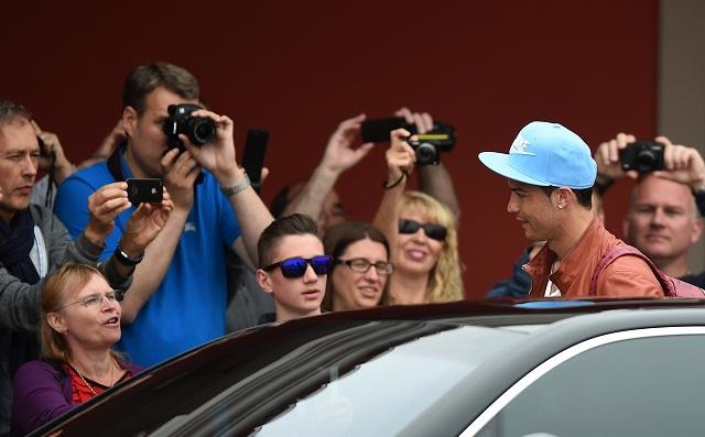رونالدو قد يغيب عن مونديال البرازيل