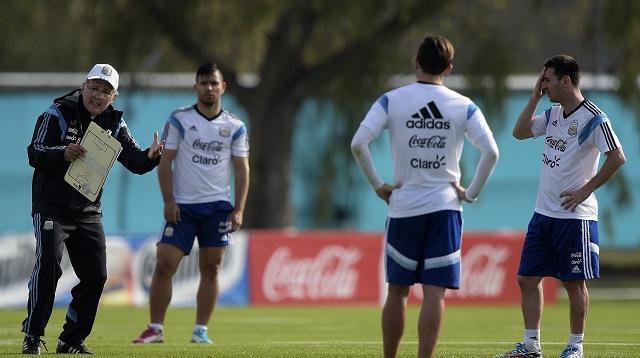 لمحة عن المنتخب الأرجنتيني