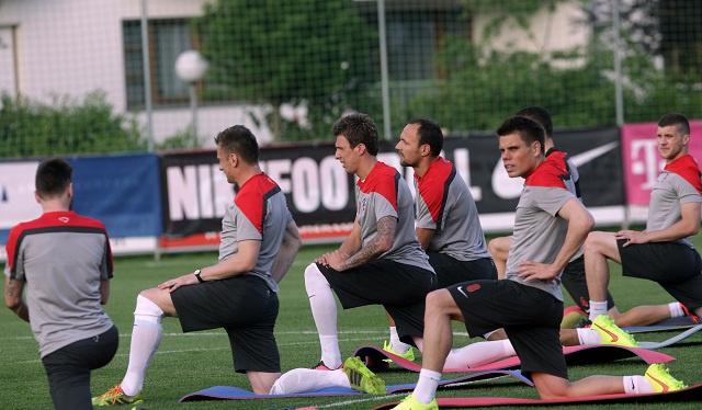 مدرب منتخب كرواتيا كوفاتش يعلن التشكيلة الرسمية للمونديال