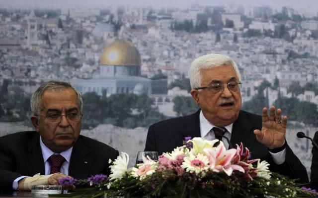 عباس: سنعلن عن حكومة التوافق الوطني الاثنين رغم التهديدات الإسرائيلية