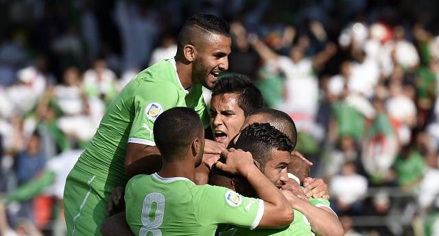 الجزائر تجتاز أول اختباراتها الودية قبل انطلاق المونديال