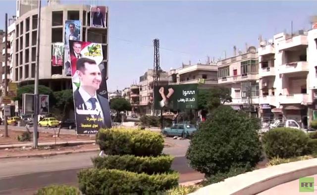 حمص.. من المواجهات إلى الانتخابات
