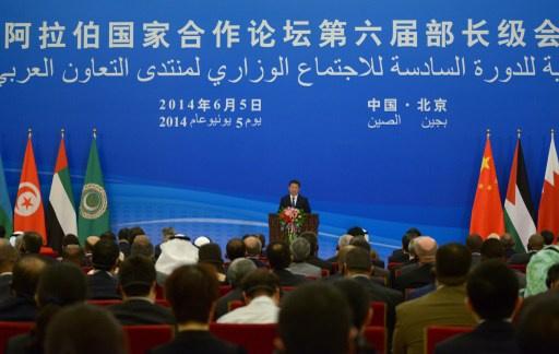 الرئيس الصيني يدعو إلى التوصل لحل سياسي للأزمة السورية ويتعهد بتقديم المزيد من المساعدات