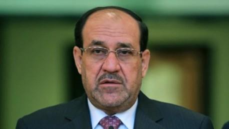 المالكي: الإرهاب لن يتوقف عند حدود العراق