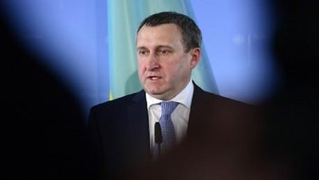 بوروشينكو يطرح اسماً جديداً لمنصب وزير خارجية أوكرانيا