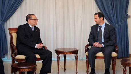 الأسد: الغرب يعتمد على الارهابيين لتنفيذ مخططاته في المنطقة