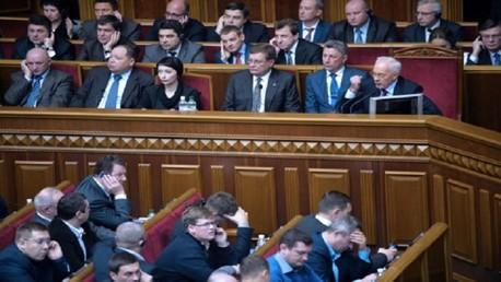 البرلمان الأوكراني يوافق على تعيين وزير خارجية جديد وعلى إقالة ديشيتسا