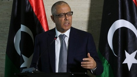 زيدان في ليبيا يطعن في قرار عزله ويؤيد عملية حفتر العسكرية