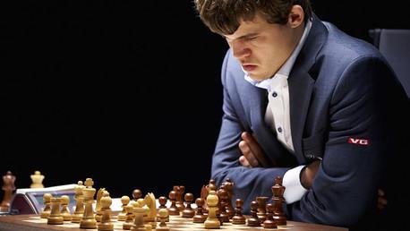 النرويجي ماغنوس كارلسن بطلا للعالم في الشطرنج السريع