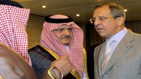 ملفات ساخنة على أجندة لافروف في السعودية الجمعة