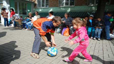 400 ألف لاجئ أوكراني على الأراضي الروسية