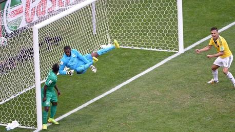 كولومبيا تهزم كوت ديفوار وتضع قدما في  دور الـ 16 لمونديال البرازيل