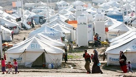 عدد اللاجئين تخطى عتبة الـ 50 مليونا لأول مرة منذ الحرب العالمية الثانية