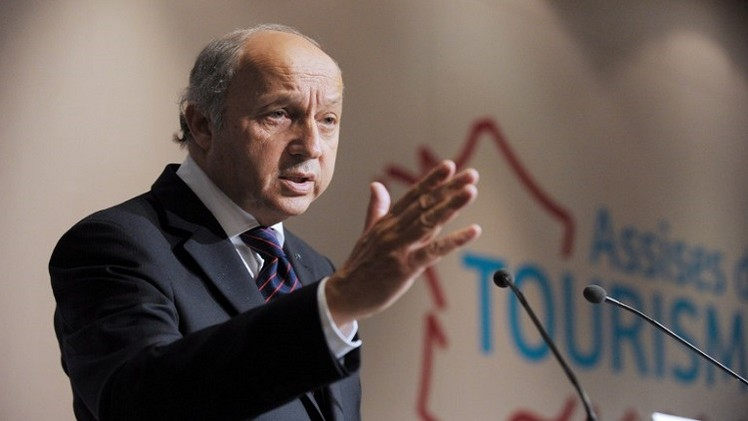 فابيوس: مشاركة فرنسا في عملية عسكرية بالعراق ممكنة