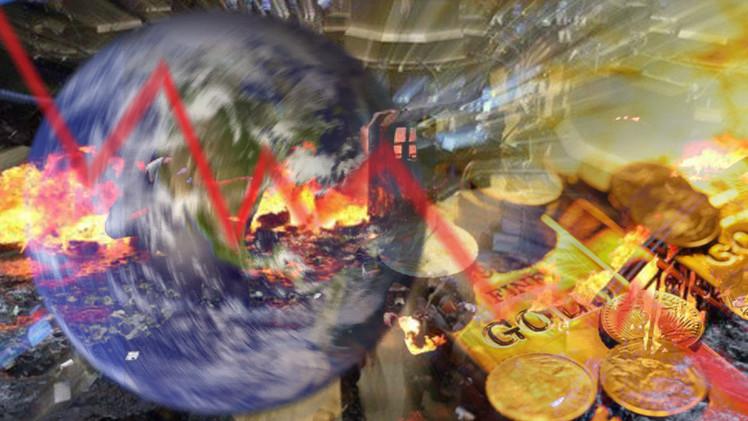 الأزمات والاضطرابات تهدد الاقتصاد العالمي