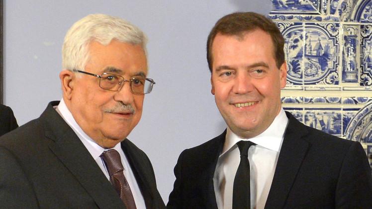 آفاق التعاون الروسي الفلسطيني محور لقاء مدفيديف بعباس الأسبوع المقبل