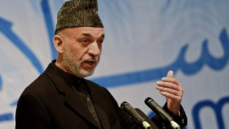 كرزاي يدعو الأمم المتحدة للإشراف على فرز أصوات الانتخابات الأفغانية