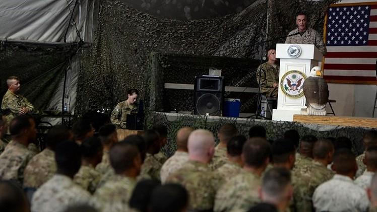 مقتل 3 جنود أمريكيين بانفجار في أفغانستان