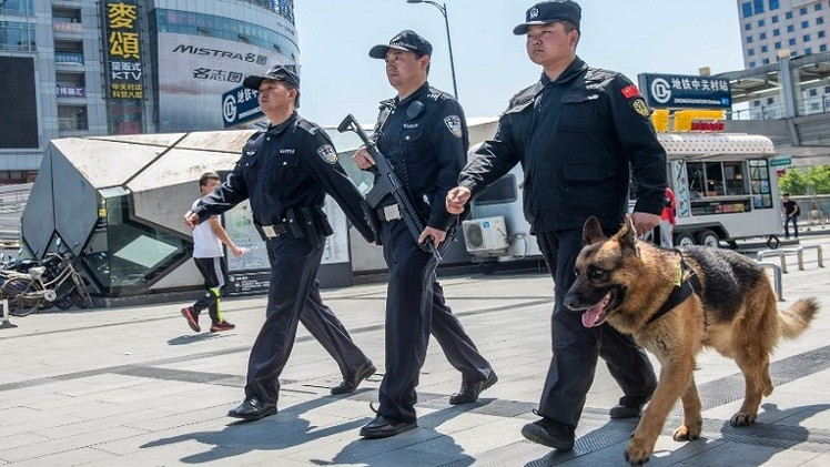 الصين.. الشرطة تقتل 13