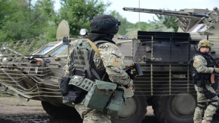 سلافيانسك تتعرض لقصف مدفعي رغم إعلان وقف النار في أوكرانيا