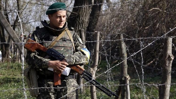 روسيا تغلق معبرين مع أوكرانيا عقب هجوم مسلحين على نقطة حدودية