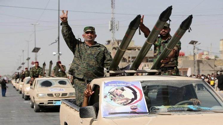 أتباع الصدر يستعرضون قوتهم في عدة مدن عراقية