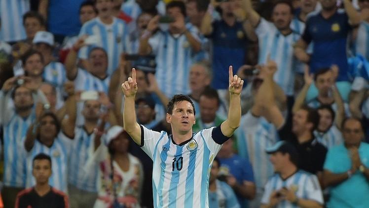 الأرجنتين تستعد للعبور إلى دور الـ 16 من بوابة إيران