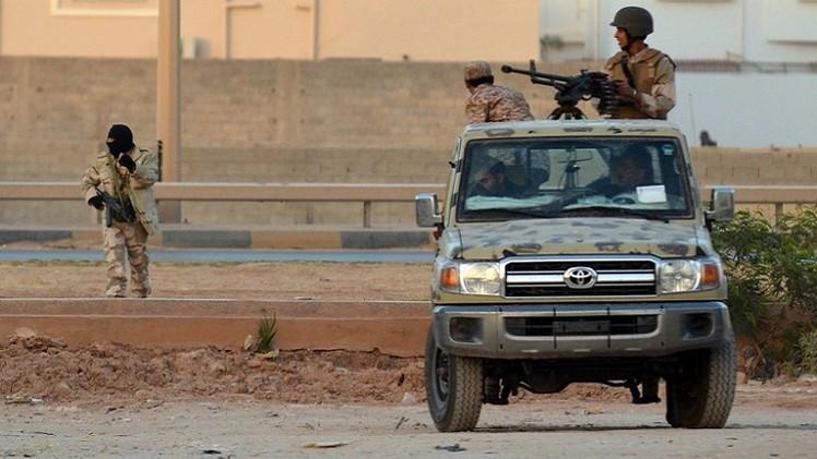 ليبيا.. 4 قتلى  في اشتباكات قرب ميناء بنغازي