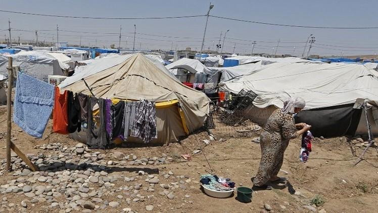 ألمانيا تخصص 50 مليون يورو للاجئين العراقيين والسوريين