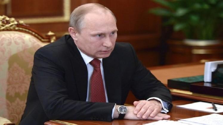 بوتين: انطلاق الحوار في أوكرانيا على أساس الهدنة أمر في غاية الأهمية