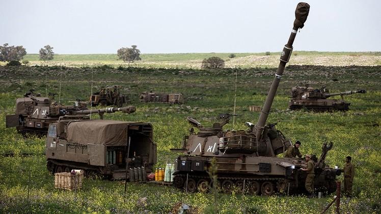 مقتل إسرائيلي في انفجار بهضبة الجولان المحتلة