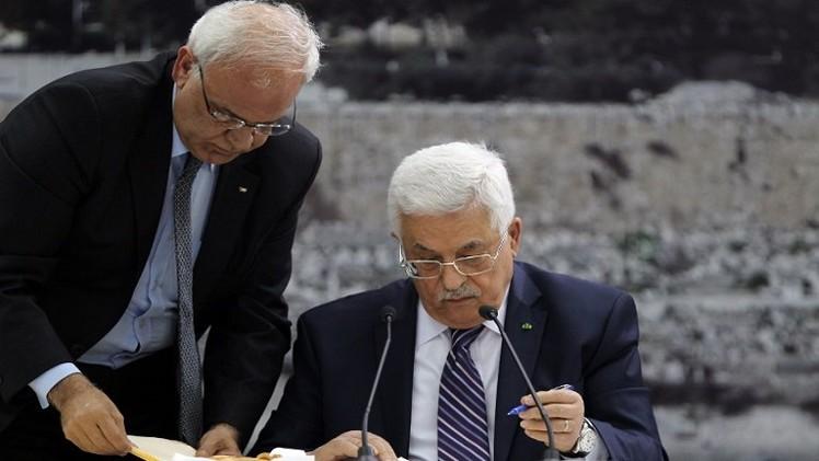 السلطة الفلسطينية تشتكي إسرائيل إلى مجلس الأمن الدولي