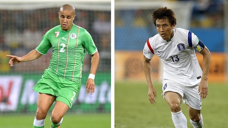 الجزائر في مواجهة مصيرية ضد كوريا الجنوبية