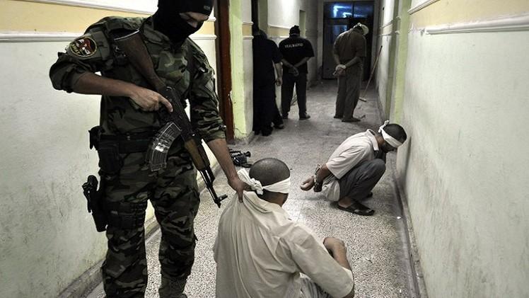 العراق..القبض على قيادي في