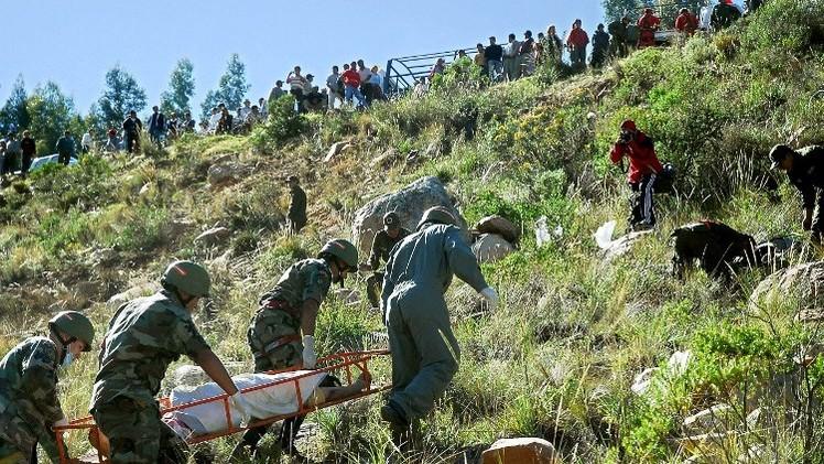مقتل 16 شخصا بحادث مرور شمالي بوليفيا
