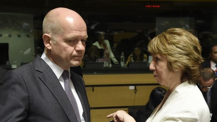 وزراء خارجية الاتحاد الأوروبي والولايات المتحدة يناقشون التطورات العراقية في بروكسل الثلاثاء
