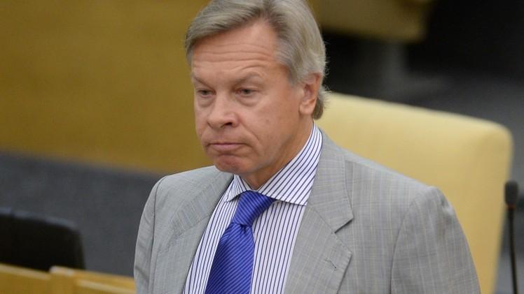 روسيا لن تشارك في عمل الجمعية البرلمانية لمجلس أوروبا إلا بعد رفع العقوبات المفروضة عليها