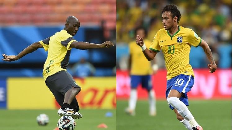البرازيل تتأهب  لبلوغ دور الـ 16 لمونديال 2014 من بوابة الكاميرون