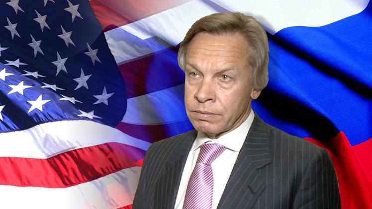 بوشكوف يقترح فرض عقوبات على واشنطن وتعليق التعاون الثنائي في مجالات أمنية حساسة