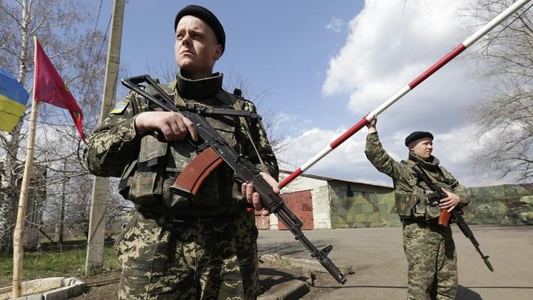 400 من المظليين الأوكرانيين يقدمون استقالاتهم من الخدمة العسكرية