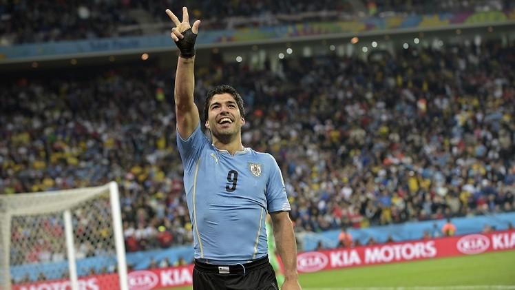 سواريز إلى ريال مدريد أو برشلونة