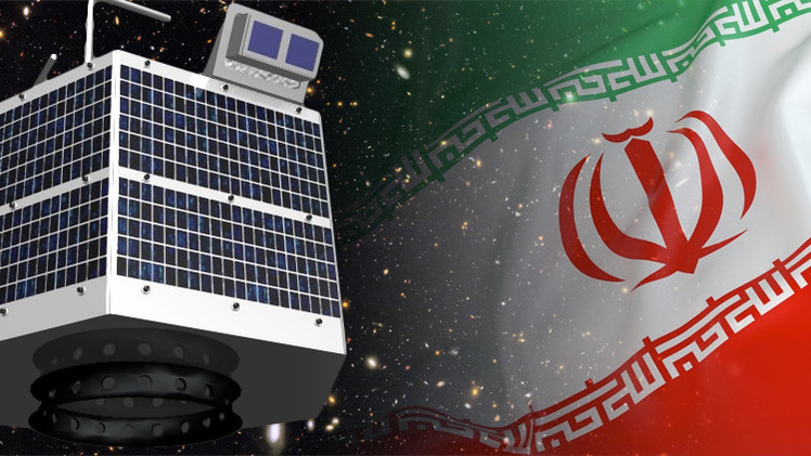 إعداد 3 أقمار صناعية إيرانية للإطلاق إلى المدار حول الأرض