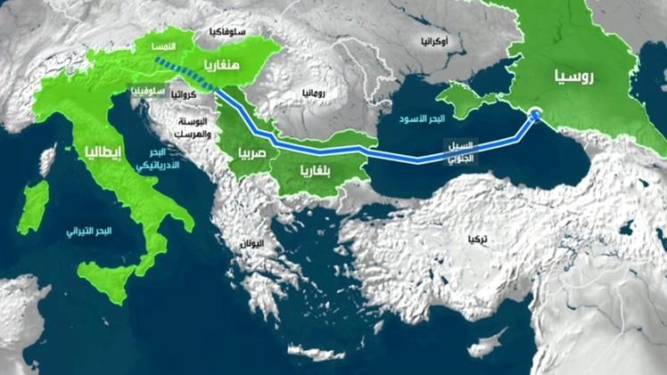 وزير خارجية النمسا: فيينا و5 دول أوروبية على الأقل مهتمة بتنفيذ السيل الجنوبي