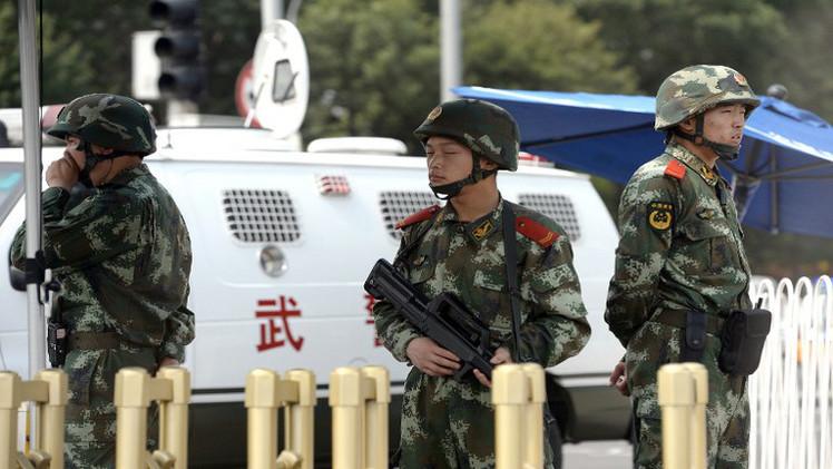 السلطات الصينية تعتقل 380 شخصا خلال الشهر الأول من حملتها ضد الإرهاب