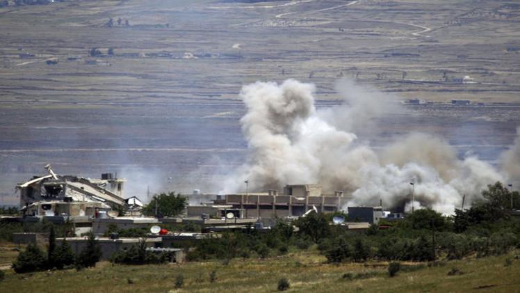 سورية تطلب من الأمم المتحدة إدانة الغارات الجوية الإسرائيلية على الجولان