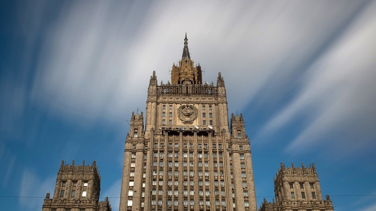 موسكو ترحب بالانتهاء الناجح لعملية سحب مكونات الأسلحة الكيميائية من سورية